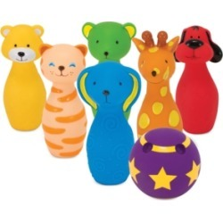 Melissa and Doug Kids' Bowling Friends Toy