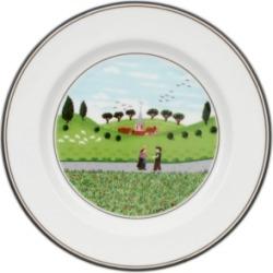 Villeroy & Boch Design Naif Bread and Butter Plate Boy & Girl