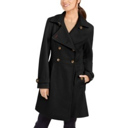 Tommy Hilfiger Double-Breasted Coat found on MODAPINS from Macy's for USD $192.00