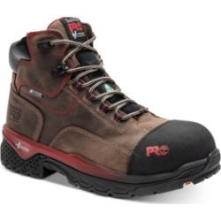 Timberland Men's Waterproof Composite-Toe Work Boots Men's Shoes found on Bargain Bro from Macy's for USD $136.80