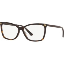 Gucci GG0025O002 Women's Oval Eyeglasses found on Bargain Bro Philippines from Macy's for $290.00