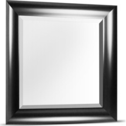 American Art Decor Leighton Beveled Vanity Wall Mirror