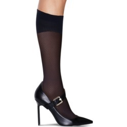 Hanes Women's Perfect Socks Diamond Compression Knee Socks found on Bargain Bro Philippines from Macy's for $10.00