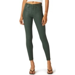 Hudson Jeans Barbara Coated Skinny Jeans found on MODAPINS from Macys CA for USD $205.20