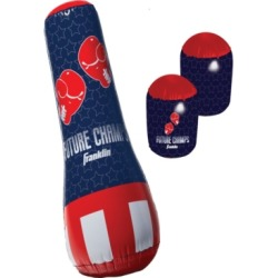 Franklin Sports Inflatable Punching Bag Glove Set - Future Champs