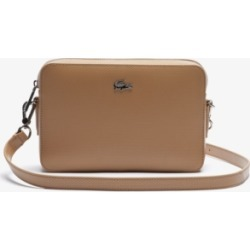 Lacoste Chantaco Detachable Shoulder Strap Premium Pique Leather Bag found on Bargain Bro India from Macys CA for $208.11