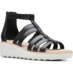 Clarks Collection Women's Jillian Nina Wedge Sandals Women's Shoes found on Bargain Bro Philippines from Macy's Australia for $75.97