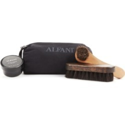 Alfani Shoe Cleaning Travel Kit Men's Shoes found on Bargain Bro India from Macy's for $22.99