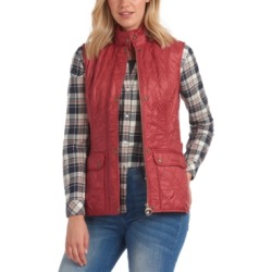 Barbour Quilted Fleece-Lined Vest found on MODAPINS from Macys CA for USD $174.00