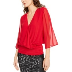 Thalia Sodi Sheer-Sleeve Embellished Top, Created For Macy's found on Bargain Bro Philippines from Macy's Australia for $37.74