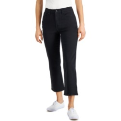 William Rast Wide-Leg Cropped Jeans found on MODAPINS from Macy's for USD $41.70