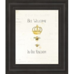Bee and Bee V by Katie Pertiet Framed Art found on Bargain Bro India from Macy's for $157.99