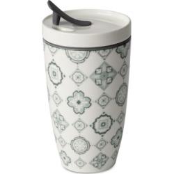 Villeroy & Boch Modern Dining Jade Coffee Mug with Lid