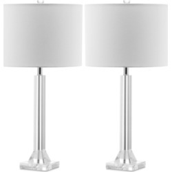 Safavieh Set of 2 Tyrone Table Lamps found on Bargain Bro from Macy's for USD $234.84