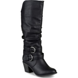 Journee Collection Women's Regular Late Boot Women's Shoes found on Bargain Bro India from Macy's for $73.00