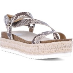 Dv Dolce Vita Iman Strappy Espadrille Sandals Women's Shoes found on Bargain Bro Philippines from Macy's Australia for $50.26
