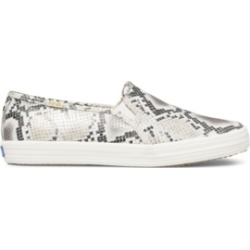 Keds For Kate Spade New York Double Decker Ks Snake Leather Women's Sneakers found on Bargain Bro Philippines from Macy's for $99.95
