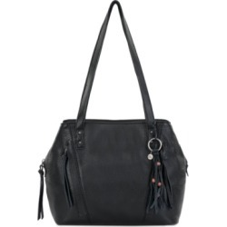 The Sak Paramount Leather Satchel found on MODAPINS from Macy's for USD $113.40