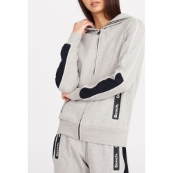 Bench Urbanwear Zip Hoody With Side Bench Zippers