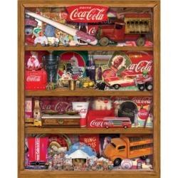 Springbok Puzzles Coca-Cola A Collection 500 Piece Jigsaw Puzzle