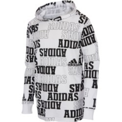 adidas Big Boys Long Sleeve Collegiate Hooded Tee found on Bargain Bro India from Macy's for $28.00