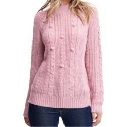 Fever Cable-Knit Mock-Neck Sweater found on MODAPINS from Macy's Australia for USD $72.50