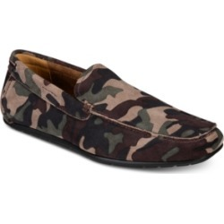 Alfani Men's Bromley Camo Suede Drivers, Created for Macy's Men's Shoes found on Bargain Bro India from Macys CA for $41.93