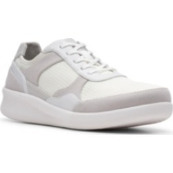 Clarks Cloudsteppers Women's Sillian 2.0 Lace Up Sneakers Women's Shoes found on Bargain Bro Philippines from Macy's Australia for $67.97
