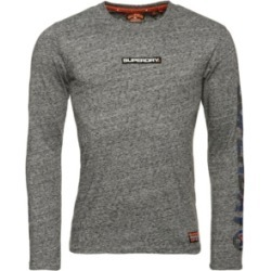Superdry Trophy Camo Long Sleeve T-Shirt found on Bargain Bro Philippines from Macy's Australia for $36.56