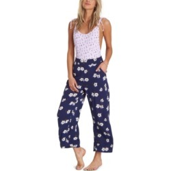 Billabong Cut Through Floral-Print Pants found on MODAPINS from Macy's Australia for USD $37.02