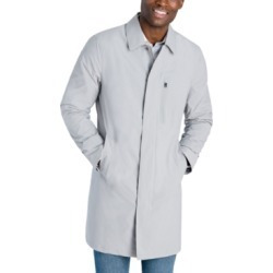 Michael Kors Men's Hobbs Modern-Fit All Weather Raincoat found on MODAPINS from Macys CA for USD $148.32