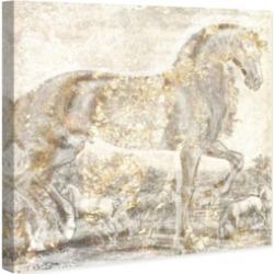 Oliver Gal Brilliant Equestrian Canvas Art, 43