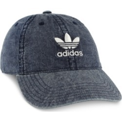 adidas Originals Relaxed Cotton Cap found on Bargain Bro India from Macys CA for $25.21