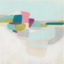 June Erica Vess Facet Fields I Canvas Art - 36.5