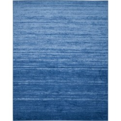 Safavieh Adirondack Light Blue and Dark Blue 8' x 10' Area Rug found on Bargain Bro India from Macy's for $229.99