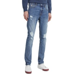 Guess Men's Slim-Fit Tapered Jeans found on MODAPINS from Macy's for USD $98.00