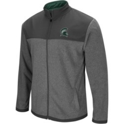 Colosseum Men's Michigan State Spartans Full-Zip Fleece Jacket found on Bargain Bro India from Macy's for $53.00