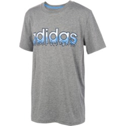 adidas Big Boys Slime Logo T-Shirt found on Bargain Bro India from Macy's for $14.99