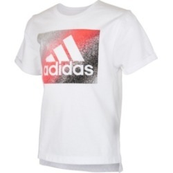adidas Big Girls Short Sleeve Boxy T-shirt found on Bargain Bro India from Macy's for $15.00