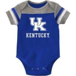 Outerstuff Kentucky Wildcats Newborn Football Creeper