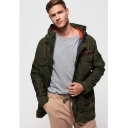 Superdry Mixed Rookie Parka Jacket found on Bargain Bro Philippines from Macy's Australia for $142.54
