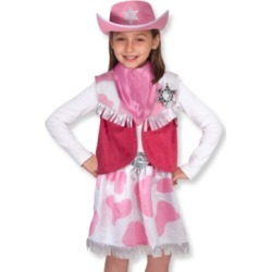 Melissa and Doug Kids Toys, Cowgirl Costume