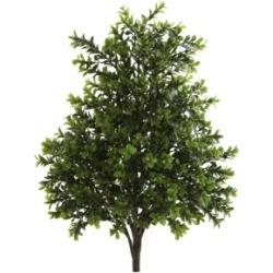"Nearly Natural 23"" Sweet Grass Bush, Set of 2"