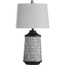 Stylecraft Hala 33in Transitional Cast Table Lamp