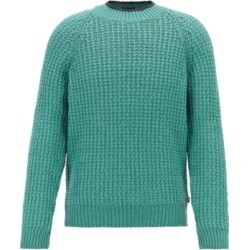 Boss Men's Knitted Cotton Sweater found on MODAPINS from Macy's for USD $248.00