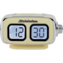 Studebaker SB3500CR Roommate Retro Digital Bluetooth Am/Fm Clock Radio found on Bargain Bro from Macy's for USD $37.99