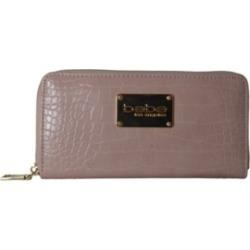 bebe Natalia Croco Mini Wallet found on MODAPINS from Macy's for USD $49.00