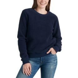 Lucky Brand Sherpa Sweatshirt found on MODAPINS from Macy's for USD $22.96