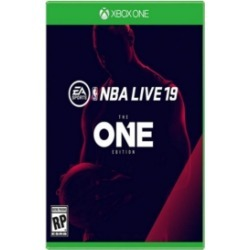 Xbox 1 Nba Live 19 The One Edition