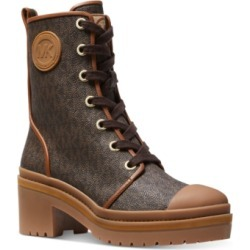Michael Michael Kors Corey Lace Up Booties Women's Shoes found on Bargain Bro Philippines from Macy's Australia for $185.22